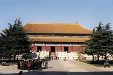 Ming graves