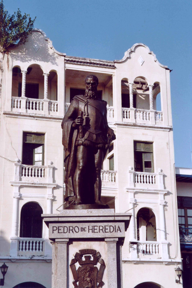 Pedro de Heredia Cartagena