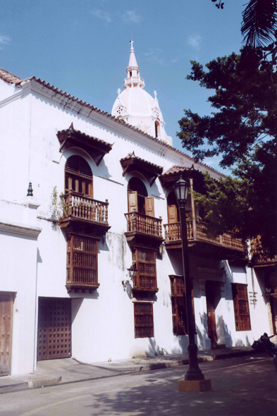 Cartagena, house, Colombia