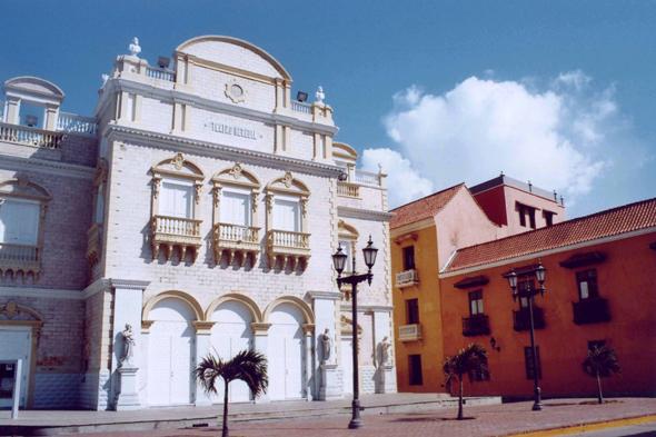 Théâtre Heredia