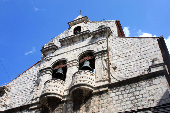 Sibenik, church Uspenie Bogomatere