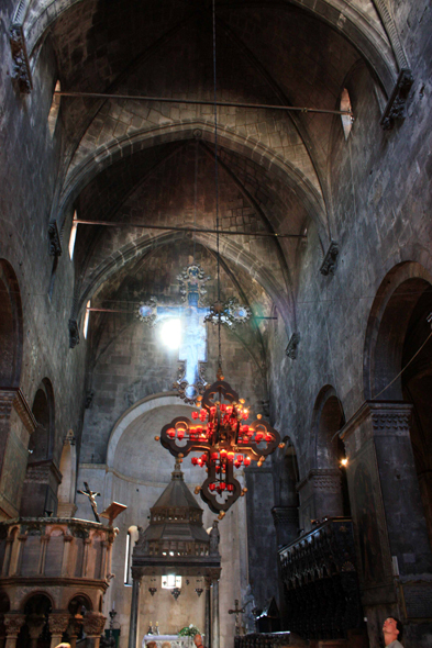 Trogir, cathedral St. Lawrence, interior