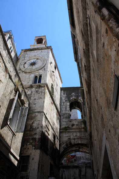 Split, clock tower