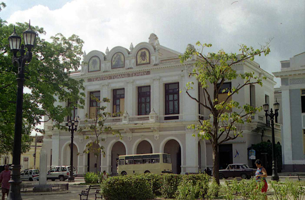 Cienfuegos, Tomas Terry Theater