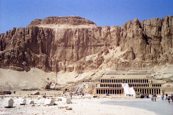 Hatchepsut, Egypt