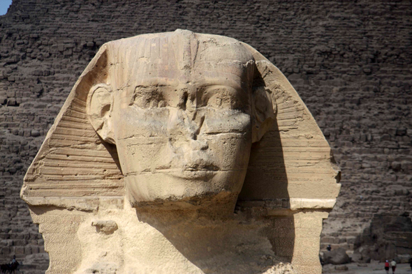 Sphinx, Le Caire