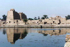 Holy lake of Karnak