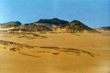 Désert de Nubie