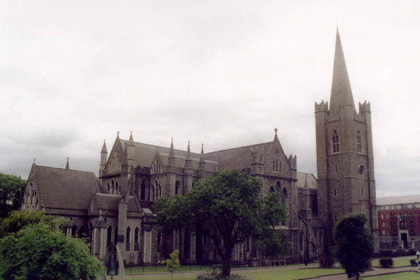 Dublin, St. Patrick cathedral