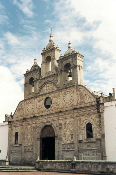 Riobamba, cathedral
