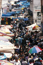 Market of Quito