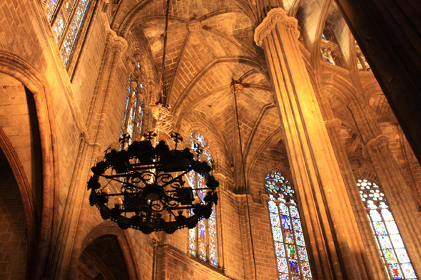 Cathedral, Barcelona, Spain