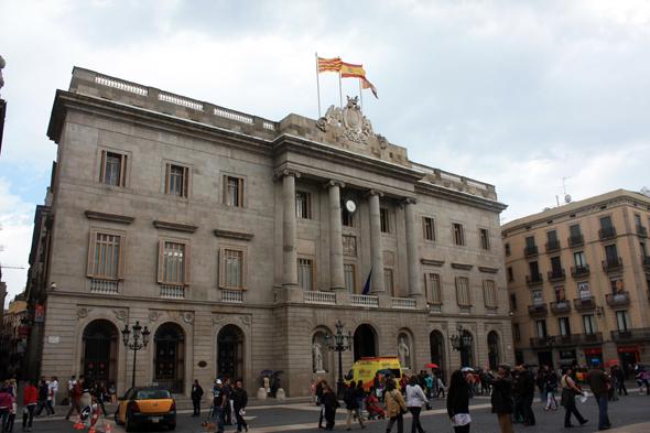 Barcelone h tel de ville - Hotel de charme barcelone ...