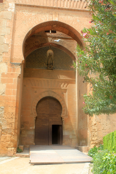 Alhambra, Gate of the Justice