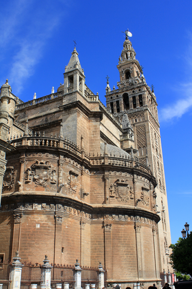 Cathedral Saint Mary of the See, Seville