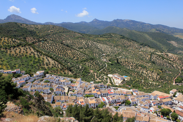 White towns, Andalusia