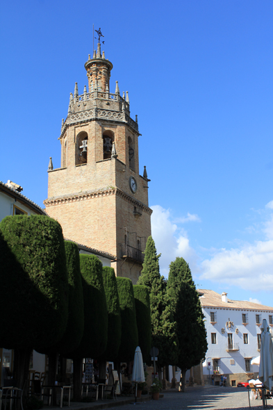 Ronda, Santa Maria la Mayor, church