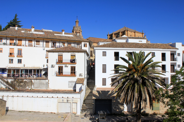 Ronda, old town