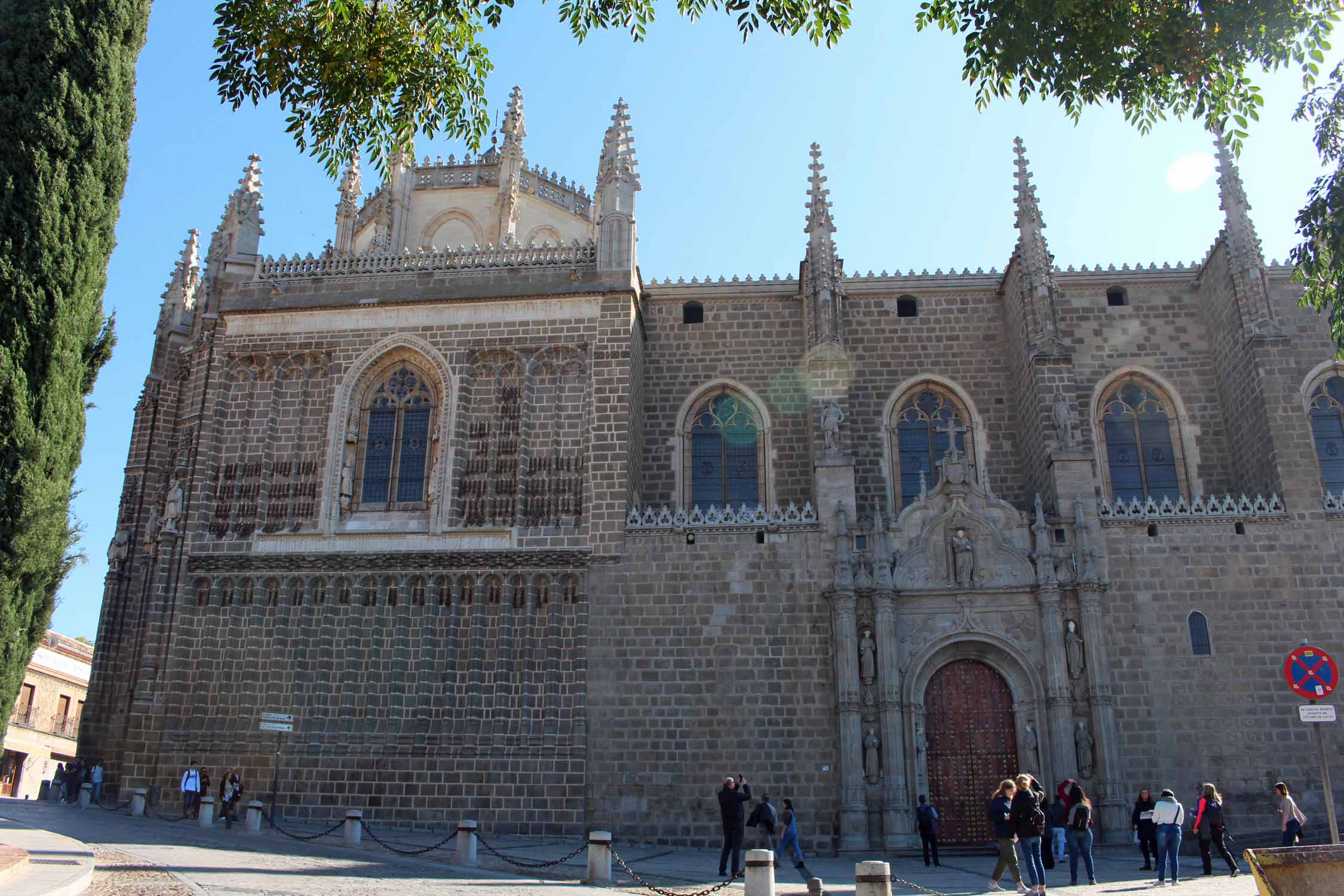 Toledo, Santa Catalina church