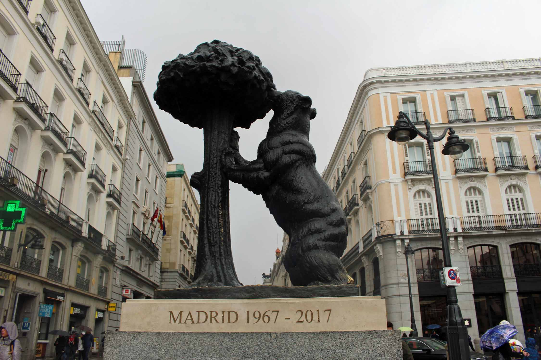 Madrid, Ours