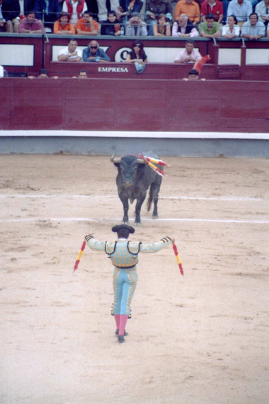 Bullfight, Madrid