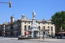 Plaça del Palau