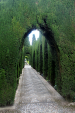 Gardens of the Generalife