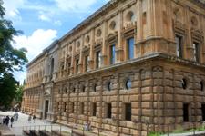 Palais de Charles Quint