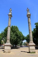 Colums of Hercule