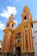 San Ildefonso church