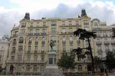 Place de los Cortes