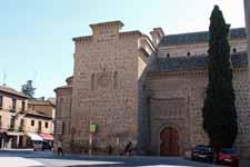 Eglise Santiago del Arrabal