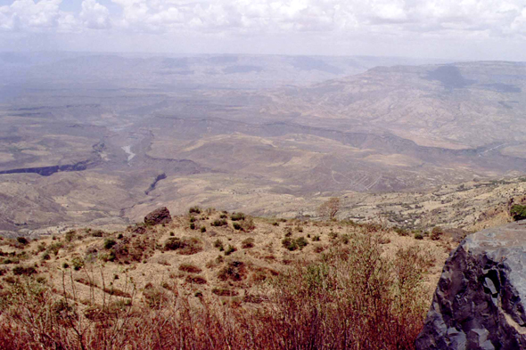 Gorges of the Blue Nile