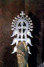 Lalibela Cross