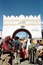 Gate of Harar
