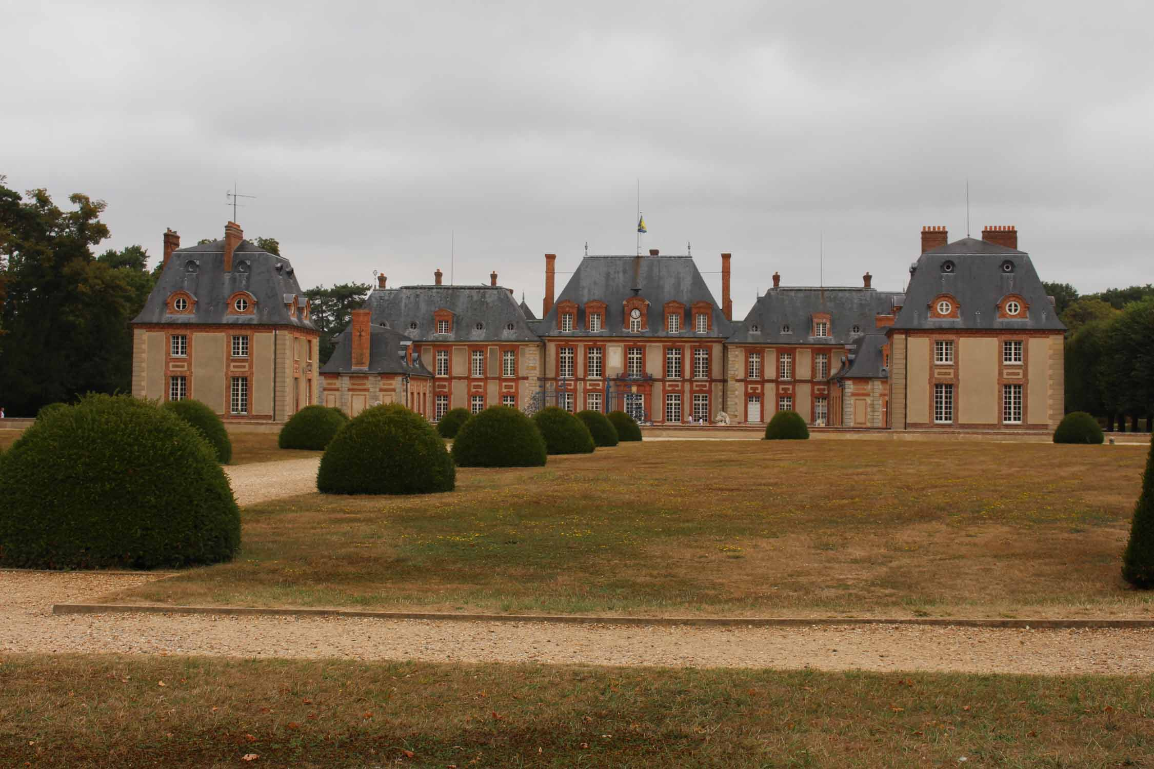 Castle of Breteuil