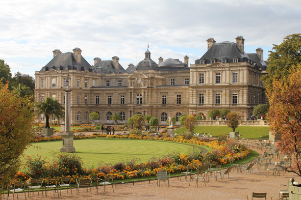 Paris, Palais du Luxembourg, France