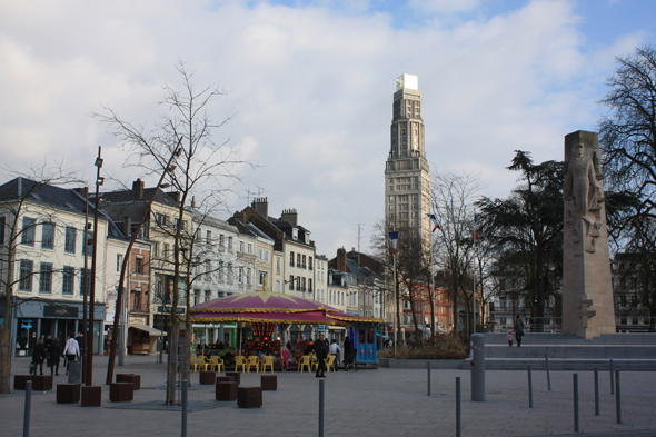 Amiens, Tower Perret