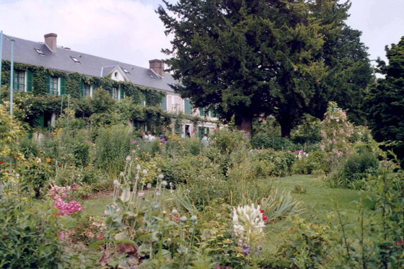 Giverny, Claude Monet