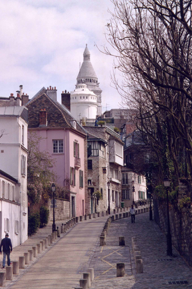 Paris, Montmartre, France