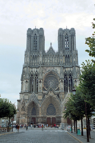 Reims, catedral