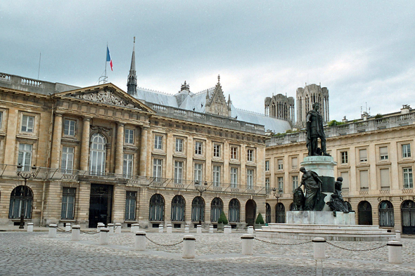 Reims, Place Royale
