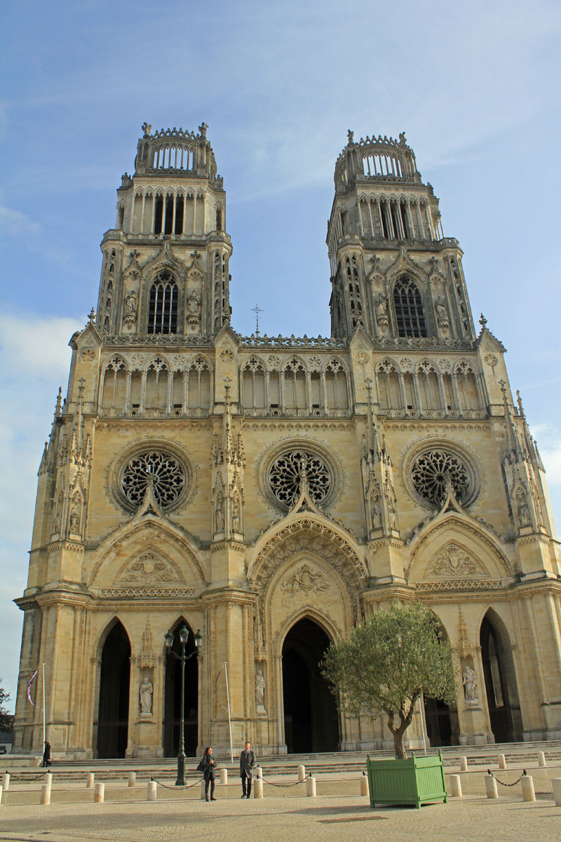 Orléans, cathedral