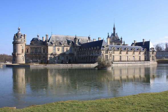 Chantilly, castillo