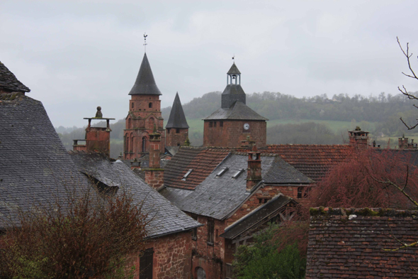 Collonges-la-Rouge, Francia