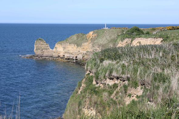 Pointe du Hoc, Normandía