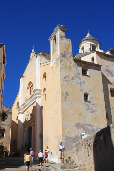 Calvi, Saint-Jean-Baptiste church