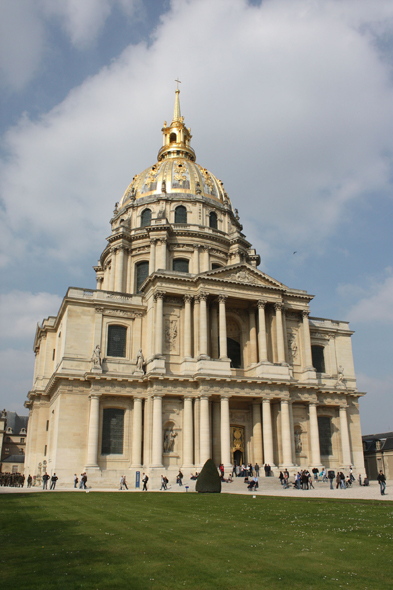 Paris, Chapelle des Invalides