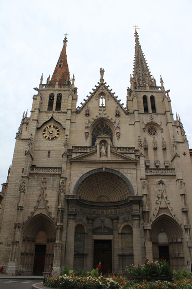 Lyon, Saint-Nizier church