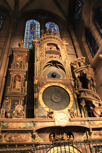 Cathedral of Strasbourg, Astronomical Clock